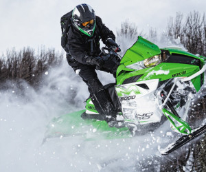 Снегоход M 8000 Sno Pro 162 фото
