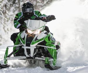 Снегоход ZR 8000 Sno Pro фото1