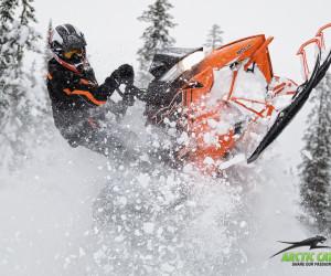 Снегоход M8_LTD_1_MD фото