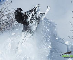Фото снегоходы