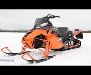 Видео обзор Arctic Cat M9000 Sno Pro от Snowmobile