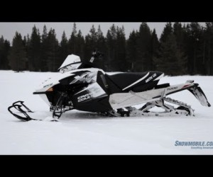 Видео обзор Arctic Cat XF 7000 Cross Country