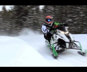 Видео Arctic Cat F1100 Turbo Sno Pro RR