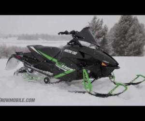 Видеообзор Arctic Cat ZR6000 El Tigre