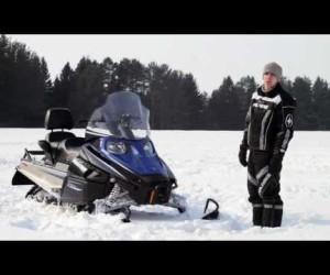 Тест снегохода Arctic Cat Bearcat 570XT