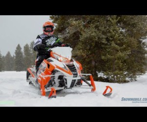 Видео обзор Arctic Cat 2014 ZR7000