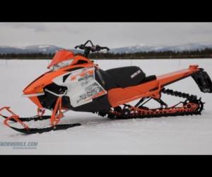 Видео-обзор снегохода Arctic Cat M8000 Sno Pro