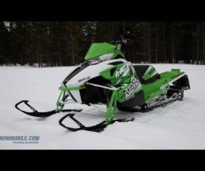 Видео обзор Arctic Cat M8000 HCR