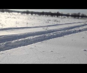 Arctic Cat MUDPRO на видео по 50см снегу!