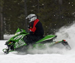2014-Arctic-Cat-ZR-8000-RR-Action-Left