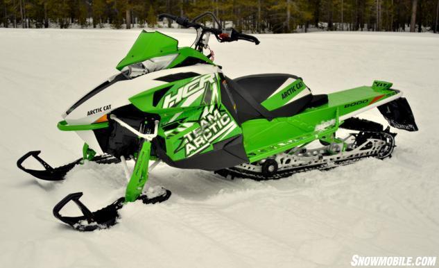 2014-Arctic-Cat-M8000-HCR-Profile