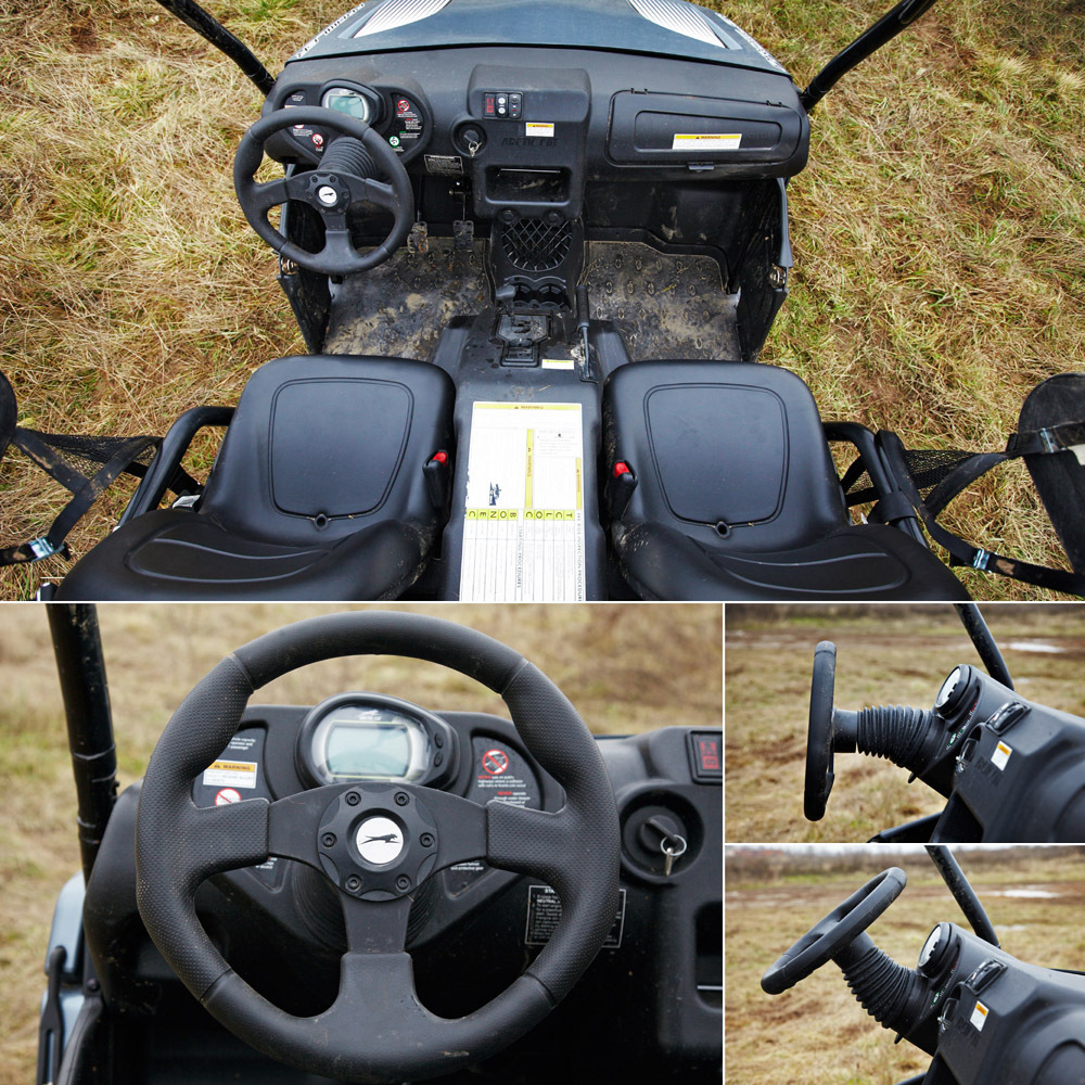 Кабина Arctic Cat 700 XTX
