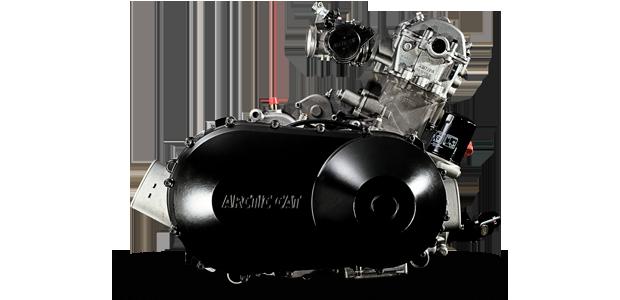 Двигатель Arctic Cat MUDPRO 700