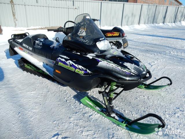 Купить снегоход для охоты