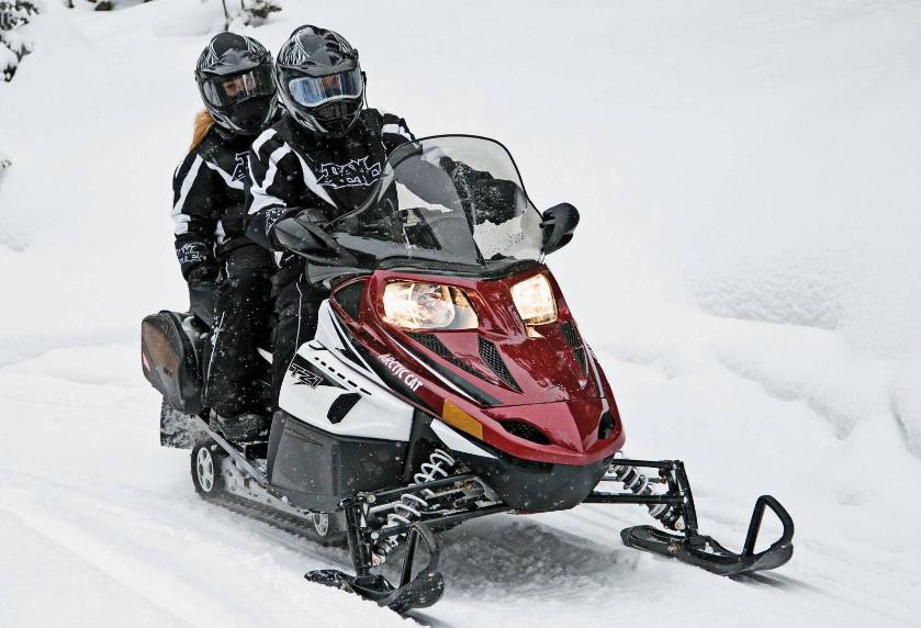 Купить снегоход зарубежного производства