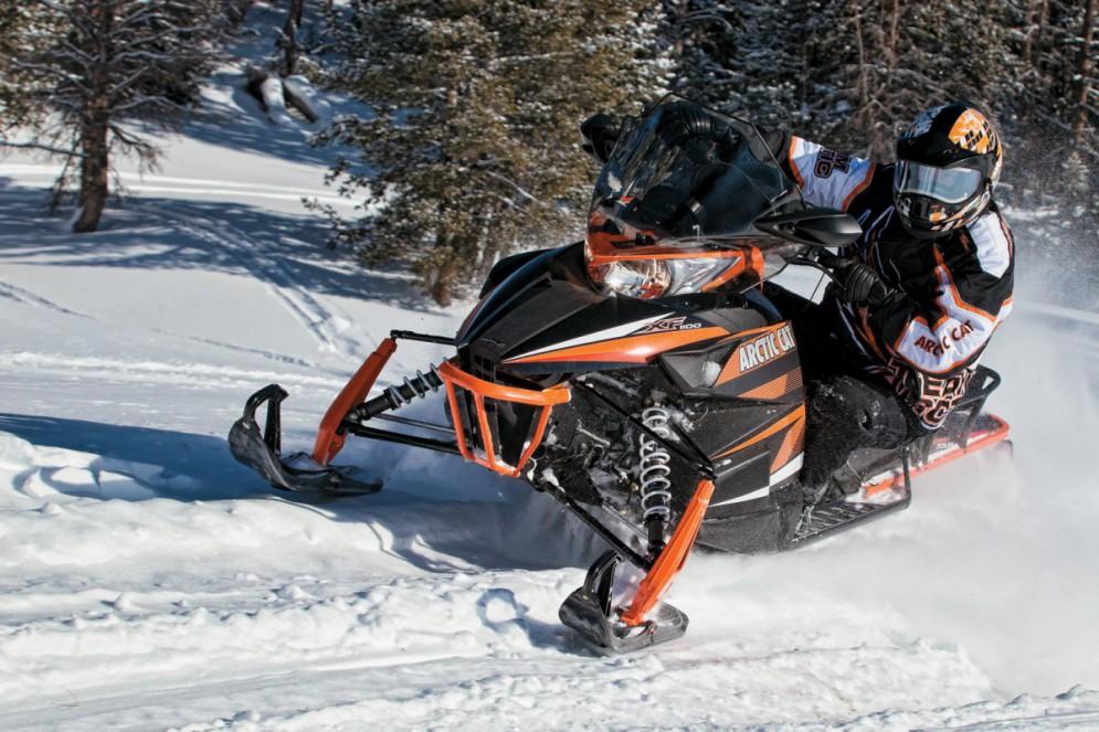 Купить снегоход на официальном сайте