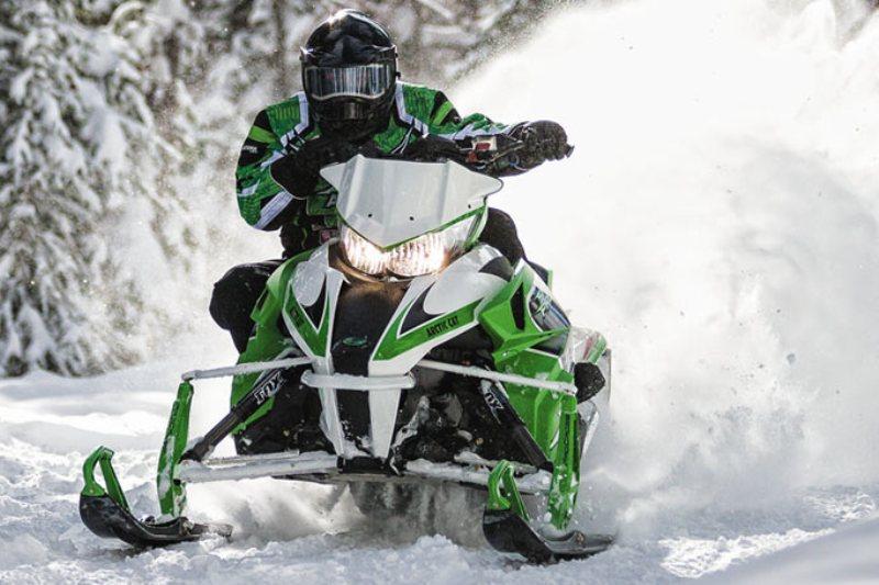 Лучшие модели снегоходов