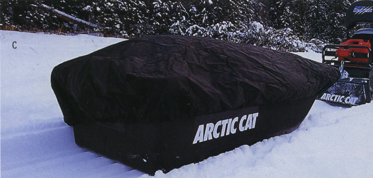 Сани для снегоходов цена 2