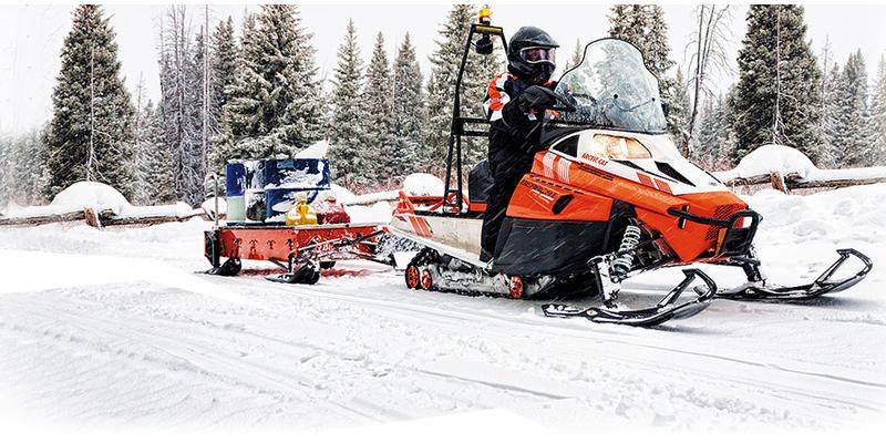 Как модернизировать снегоход