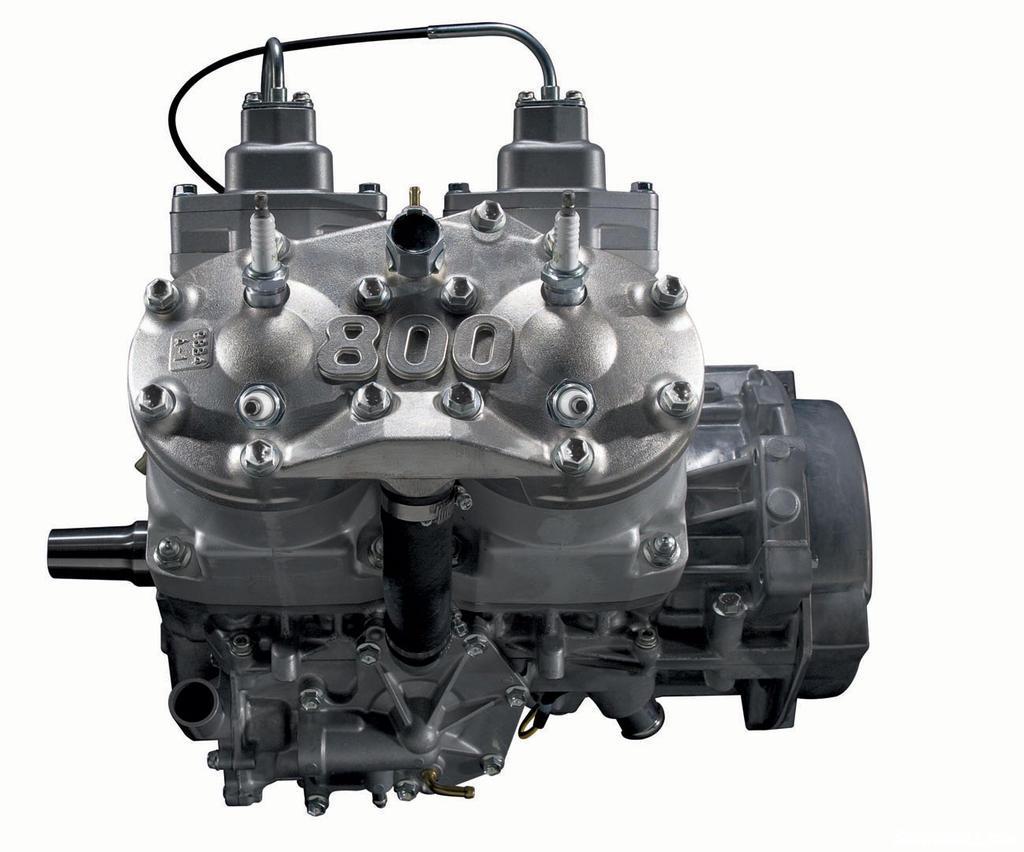 Двигатели для снегоходов Arctic Cat