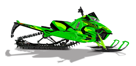 Arctic Cat M8000 153 HCMC 2017
