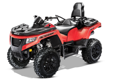 Arctic Cat ALTERRA TRV 1000 XT фото 2