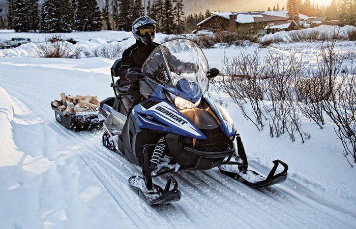 Дилеры снегоходов Arctic Cat в Московской области