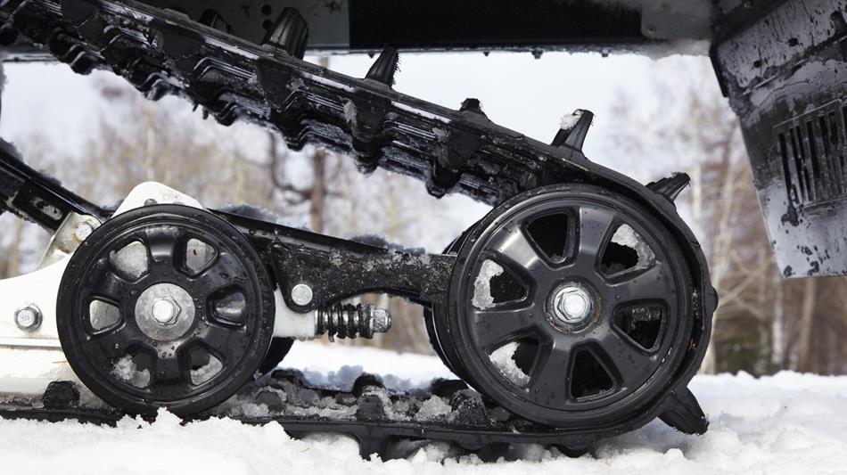 Гусеница для снегохода