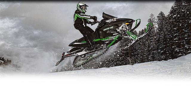Купить снегоход Арктик Кэт Московская область