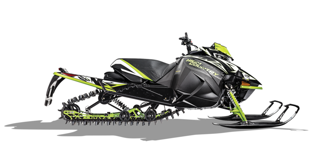 Arctic Cat xf 8000 high country 2018